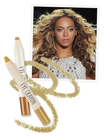 Beyonce Makeup - Mrs. Carter World Tour