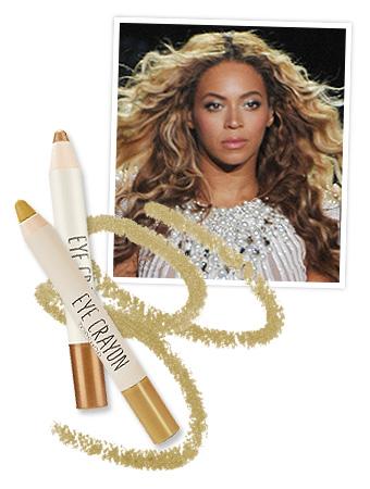 Beyonce Makeup - Mrs. Carter World Tour