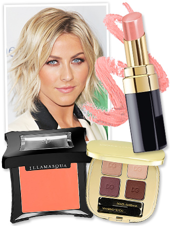 Julianne Hough Makeup