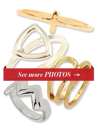 Shop Midi Rings