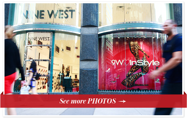 Nine West and InStyle