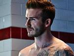 David Beckham and H&M