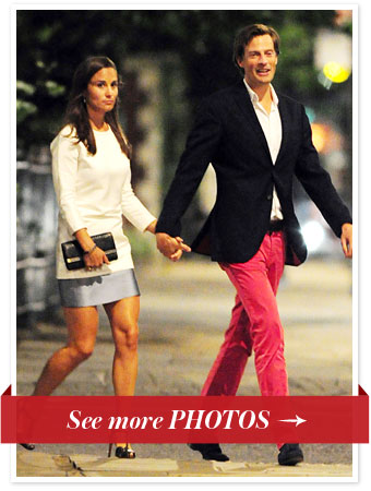Pippa Middleton - Tory Burch