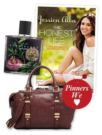 Pinterest - Jessica Alba - Rachel Zoe - Sephora