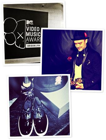 Justin Timberlake VMAs