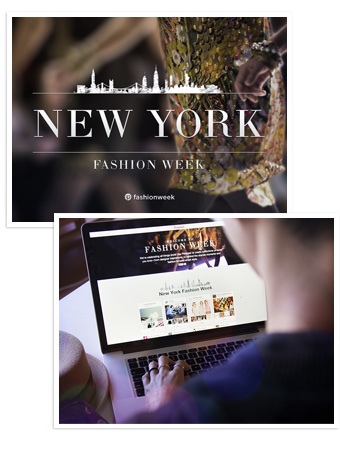 InStyle joins Pinterest for exclusive NYFW coverage