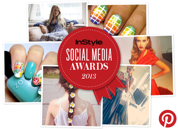 InStyle Social Media Awards