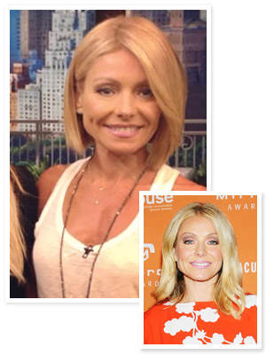 Do You Like Kelly Ripa's New Haircut?
