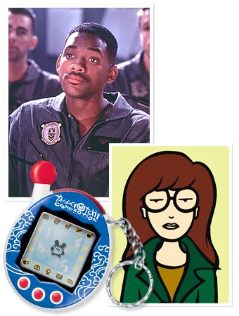 Daria - Will Smith - Tamagotchi