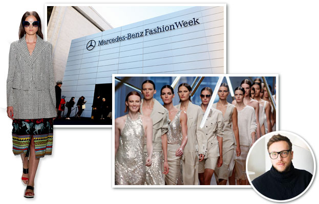 Mercedes-Benz Fashion Week Spring 2014