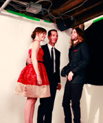 TIFF 2013 Behind the Scenes