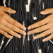 New York Fashion Week Runway Nail Trend: The Half-Moon Manicure