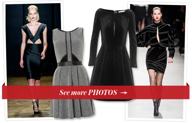 Inspired by the Runway: Shop Fall-Ready Cutout Dresses