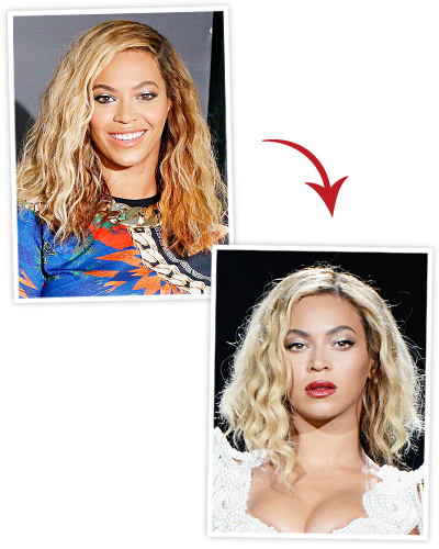 Beyoncé - The New Blondes of Hollywood - InStyle.com