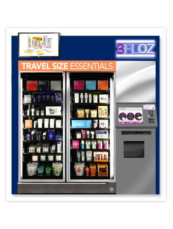 Beauty Vending Machines - 3 FL Oz