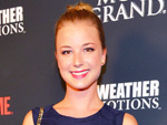 Emily VanCamp and Rebecca Minkoff Mini-Bag
