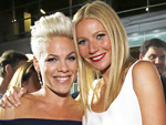 Pink and Gwyneth Paltrow