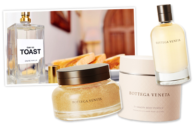 Toast Fragrance - Bottega Veneta