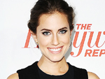 Allison Williams Manicure