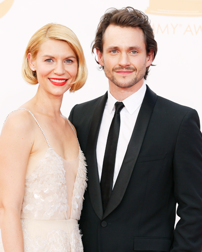 Hugh Dancy couple
