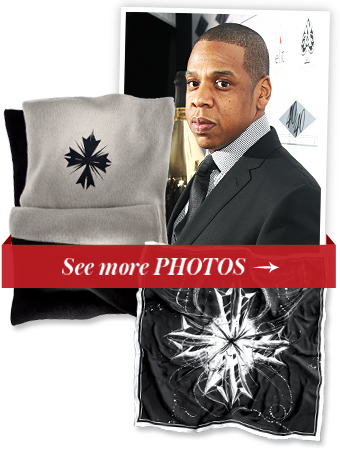 Jay Z and Barneys New York