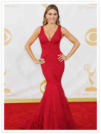 Sofia Vergara at Emmys