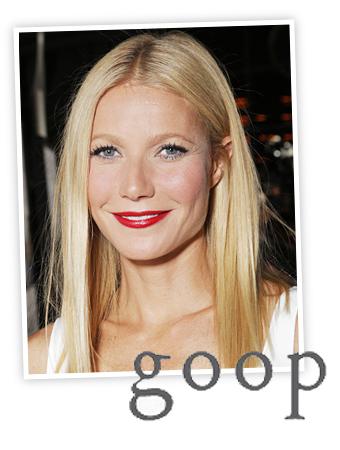Gwyneth Paltrow - Goop