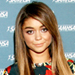 Found It! Sarah Hyland's Floral Ted Baker Frock