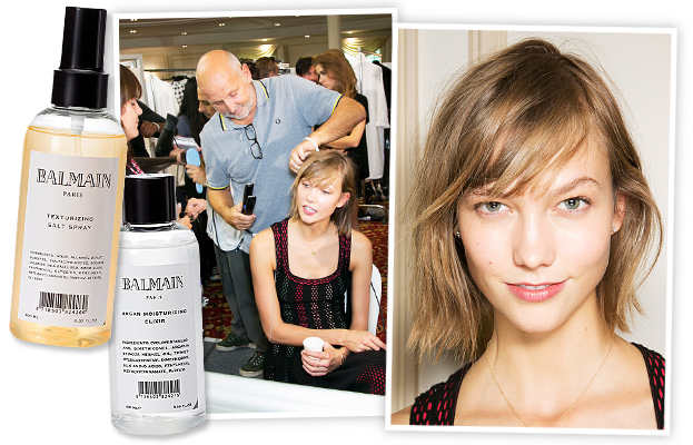 Balmain Hair Products - Balmain SS14