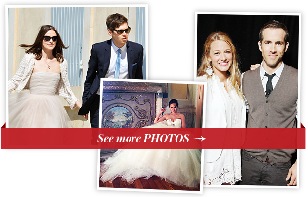 100 Celebrity Wedding Moments