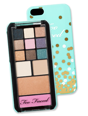Too Faced Jingle All the Way iPhone Case