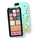 Genius! This iPhone Case Has a Built-In Makeup Palette