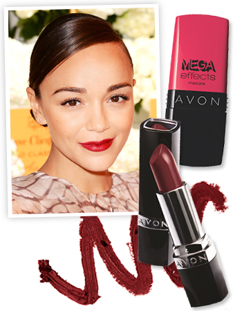 Ashley Madekwe Makeup