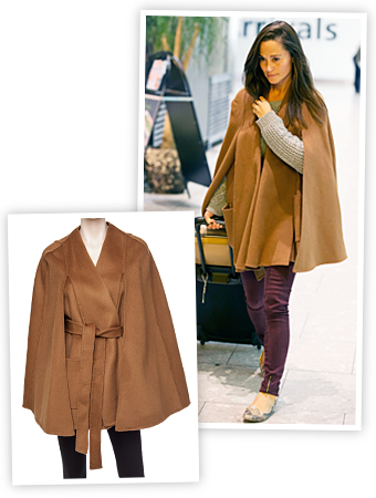 Pippa Middleton and Leon Max Cape