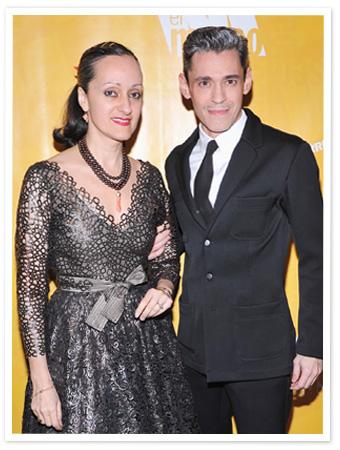 Isabel & Ruben Toledo