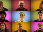 Miley Cyrus, Jimmy Fallon and The Roots