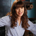 Shop the Show via Possessionista: Zooey Deschanel's Honeymoon-Inspired Bathrobe on New Girl