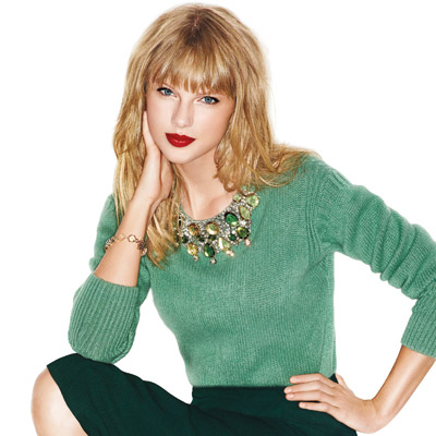 Sneak Peek! Taylor Swift Graces <em>InStyle</em>'s November Cover