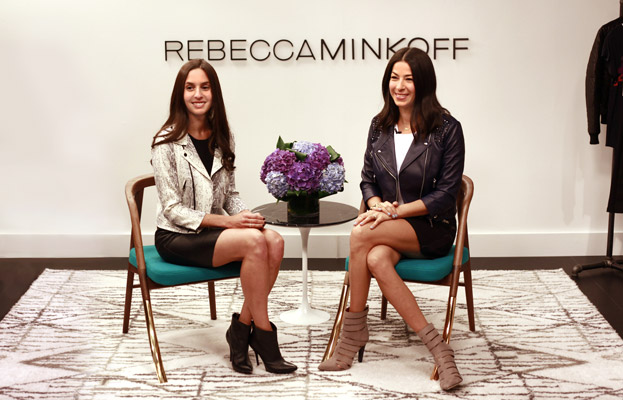 Dana Avidan-Cohn, Rebecca Minkoff