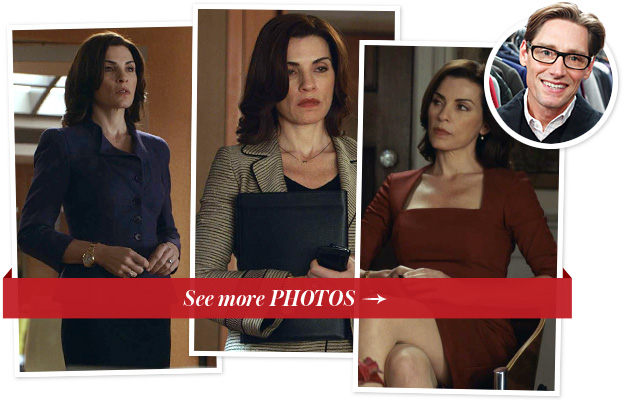 Julianna Margulies and The Good Wife