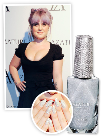 Kelly Osbourne $1 Million Manicure - Azature