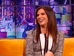 Jonathan Ross and Sandra Bullock
