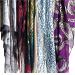 Having a Moment: Bundle Up In Nature-Print Scarves
