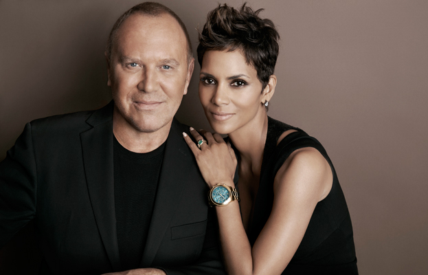 Michael Kors and Halle Berry