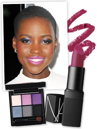 Lupita Nyong'O - Makeup - Lipstick