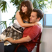 Shop the Show via Possessionista: Zooey Deschanel's Vintage Dress on New Girl