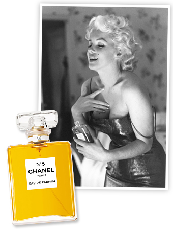 Chanel No. 5 - Marilyn Monroe