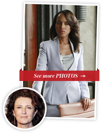 Kerry Washington, Scandal Season 2, Episode 3