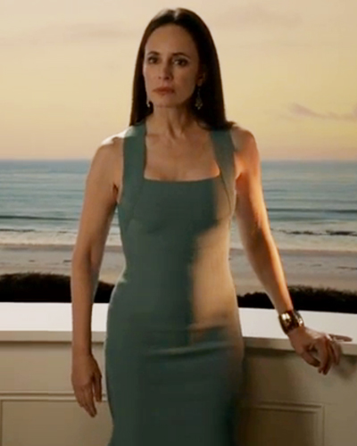 Season 3 Episode 5 Victoria 39 S Turquoise Dress Revenge Season 3 Fashion