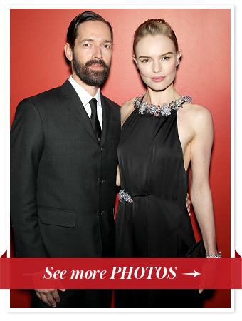 Kate Bosworth and Michael Polish - Big Sur Premiere - Parties